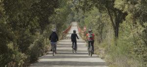via verda terra alta lloguer de bicicletes horta de sant joan