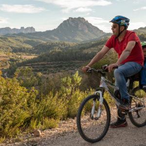 via verda terra alta lloguer de bicicletes